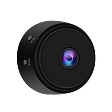 WIFI Mini Camera HD 1080P micro Video Camera Wide-angle Lens Infrared Night Vision Network Intelligent Monitoring Home Security ahwvse home security camera 1080p ahd camera module with wide angle 3 7 mm lens
