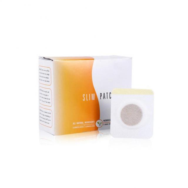*30pc/10pc Weight Loss Slimming Diets Slim Patch Pads Detox Button Patch  Extra Strong Slimming Belly Button 1