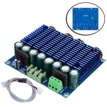New XH-M252 High Power Digital Amplifier Module Stereo Dual Chip 2x420W DC 24V Board TDA8954TH