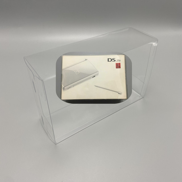 Collection display box for Nintendo Develop System Lite NDSL console