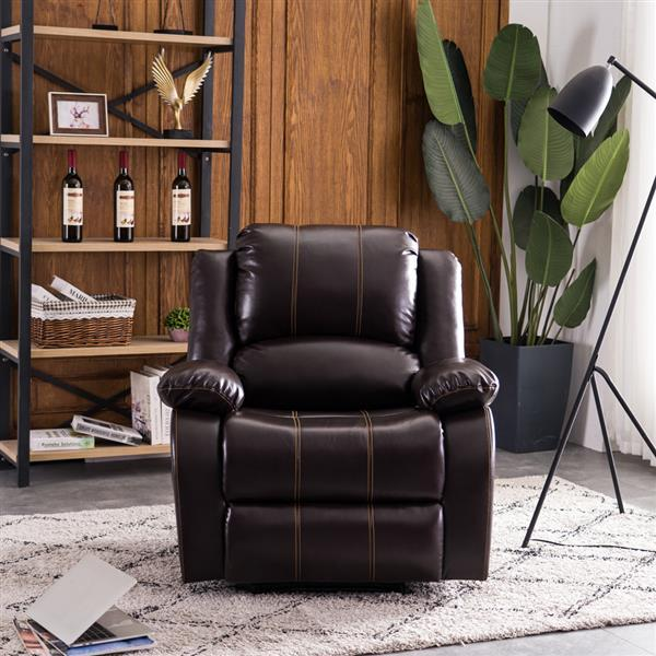 91 x 95 x 10)cm Recliner Style Function Chair  1