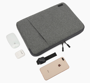 """Image 2 - 17.3 """"Manicotto del computer portatile Borsa Per Notebook Ultrabook Cassa Del Sacchetto per Dell Alienware 17 M17 G3 G7 17 Inspiron 17 di Precisione 7730 7740 della borsa della borsa"""