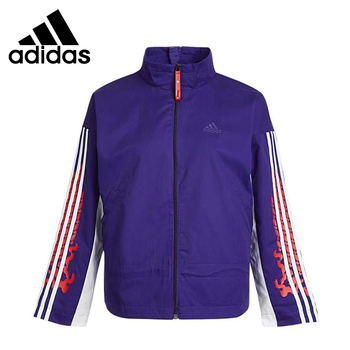 Original New Arrival Adidas CNY JKT LIGHT Women's jacket Hooded Sportswear 1