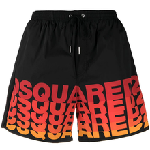 Men's Summer New DSQ2 3D Printing Casual Outdoor Sports Jogging Shorts,Fashion Trendy Loose Breathable Five-Point Beach Pants