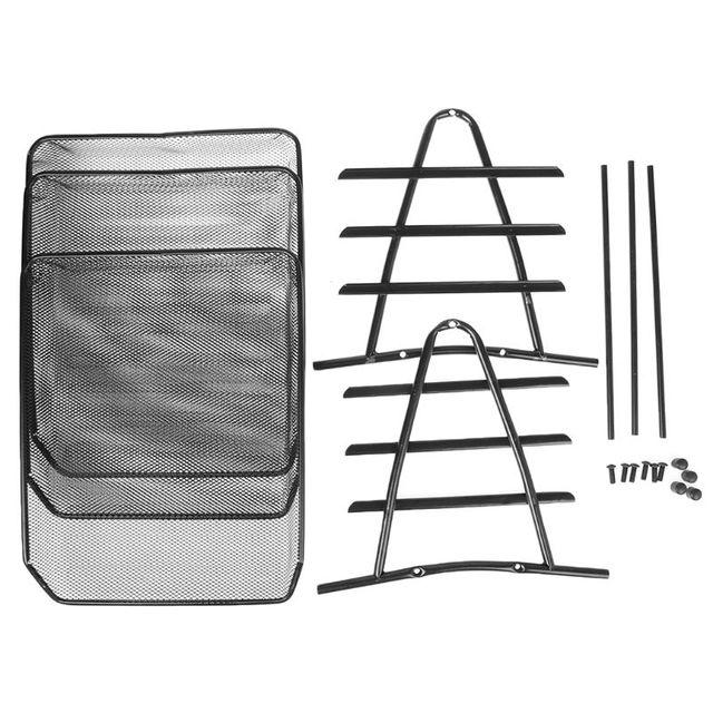 Business Office Furniture Storage Organizer Metal Document Rack