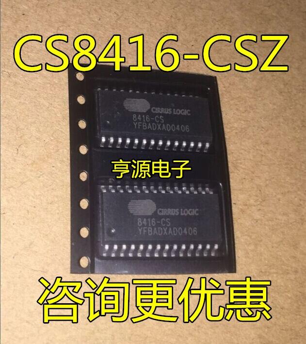 CS8416 CS8416-CSZ  8416-CS  Sop28