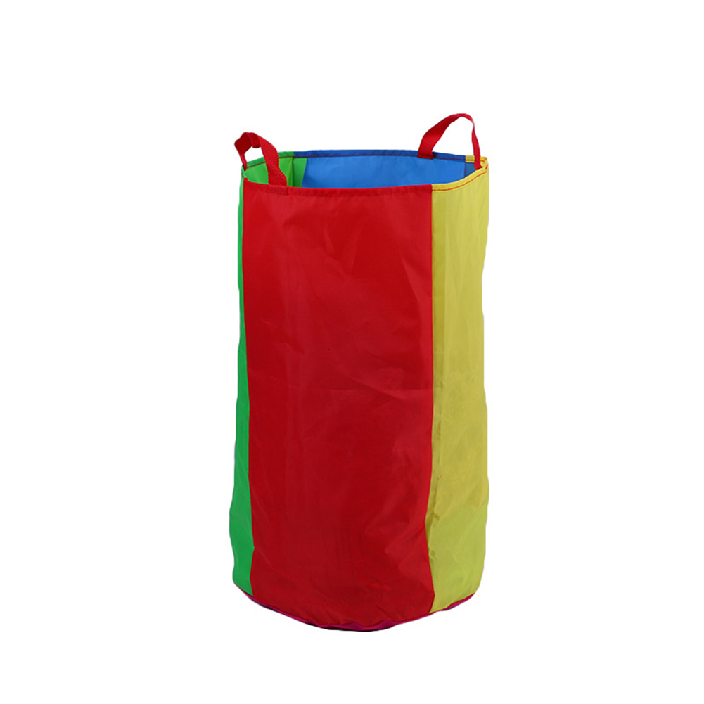 Outdoor Toy Games Kangaroo Jumping Bag Sports Balance Training Toys For Kid Children Sack Race Bags School Activity