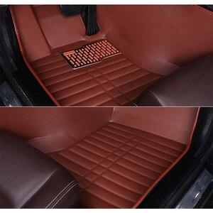 Image 3 - Nuovo Su Misura tappetini auto per Kia Rio K3 K5 K7 Sportage Anima Cerato Forte Opirus Optima Sorento Carens Carnevale bongo3