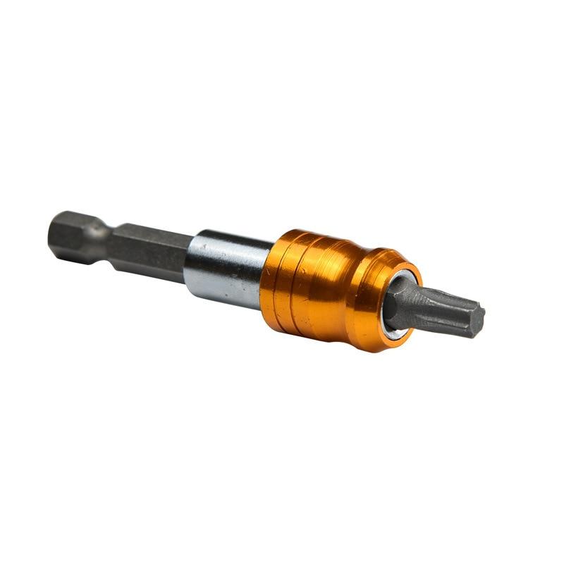 Купить с кэшбэком 31-piece screwdriver extension rod Multi-function screwdriver batch nozzle Magnetic screwdriver bit  Woodworking tool set