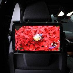2021 Новый 13,3 дюймов Автомобильный подголовник для контроля уровня сахара в крови с Скрытая скобка специально для BMW , Android 9,0 заднего сиденья п...