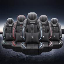 цена на New Car Seat Covers for Jeep Patriot Wrangler Compass Renegade Grand Cherokee WK
