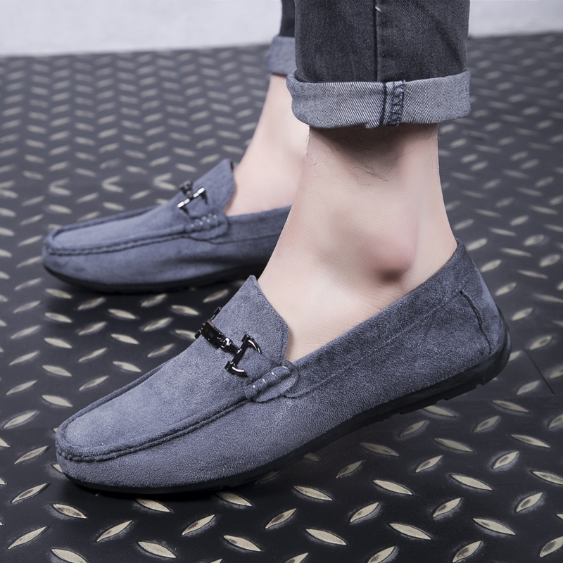 High Quality Men Shoes Soft Moccasins Loafers Fashion Brand Men Flats Comfy Driving Casual Shoes Men Sneakers Chaussure Homme