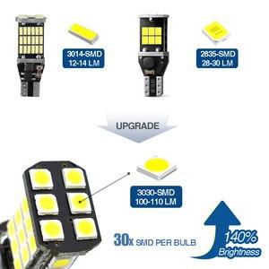 Image 2 - Apktnka 2x t15 w16w canbus led backup luz reversa para kia rio k2 3 ceed sportage sorento cerato alma picanto optima k3
