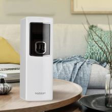 Smart Indoor Wall Mount Automatic Air Freshener Fragrance Aerosol Sprayer Dispenser Wall Mount купить недорого в Москве