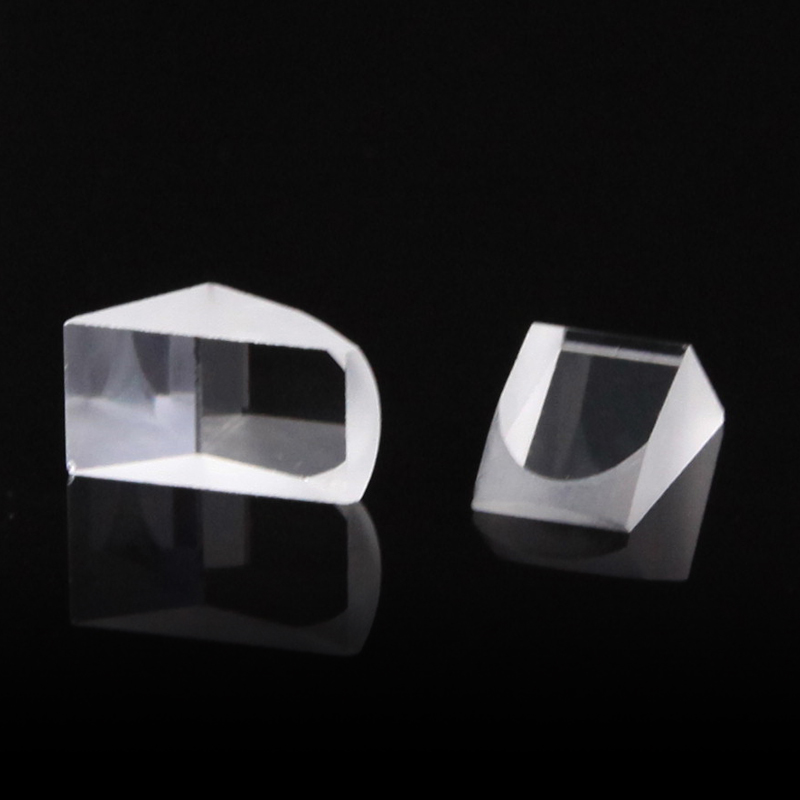 Optical Quality K9 Glass Roof Prism Anti-reflection Coating High Quality Test Experiment Optical Components Wholesale Custom