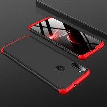 A11 Case on for Funda Samsung Galaxy A11 Capa Etui 360 Degree Full Protection Ph