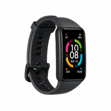 New Honor Band 6 Standard Edition 1.47 Inch Full Screen 14 Days Using Support 10 Sports Heart Rate Monitor Waterproof Smart Band
