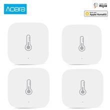 Xiaomi Aqara Temperature Humidity Environment Sensor Smart Air Pressure Smart Home Zigbee Wireless Control For Mijia Homekit APP