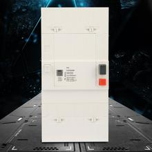 цена на PG460500 30-60A 4-Pole 50Hz/60Hz Low-voltage Protection Circuit Breaker Air Switch residual circuit breaker