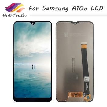 Original LCD Screen For Samsung Galaxy A10 A105 A10s A107 A10e A102U Display Touch Screen Digitizer Assembly SM-A102F Pantalla