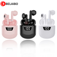 TWS Drahtlose Kopfhörer Mini Headsets Bluetooth 5,0 Kopfhörer Touch Control Ohrhörer Sport Kopfhörer Auriculares Für Handys