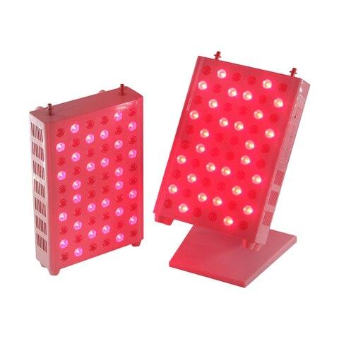 a saude da luz infravermelha com