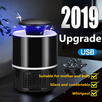 2020 new mosquito lamp home usb photocatalyst fly repellent device LED mosquito killer mosquito lamp|Personal Care Appliance Accessories| |  -