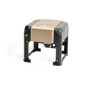 3000mw Mini Engraving Machine 8cmX8cm Wood Router Computer + Mobile Bluetooth APP Mill Cutter Engraver 3W