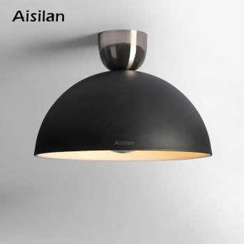 Aisilan LED Surface Mounted Ceiling Lights Nordic Lamp Led Living Room Lights Led Ceiling For Bathroom Foyer Dining Room E27