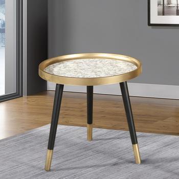 Sofa Side Table Small Table Living Room Coffee Table Sofa Furniture Side Table renmen side table walnut