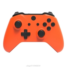 For Microsoft Xbox One Cases Custom Matte Replacement Housing Shell With Buttons For Wireless Controllers  D11 20 Dropshipping