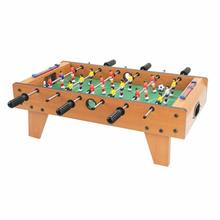 Zhenwei Wooden Big Size Foosball Table Soccer Game Interaction Football Kids Player Board  Party Games