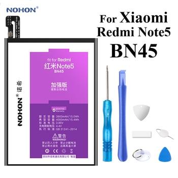 Аккумулятор Nohon BN45 для Xiaomi Redmi Note 5 1