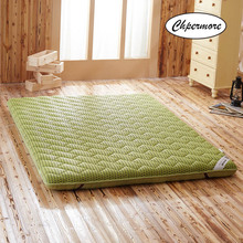 Toppers Mattress Queen Twin Student Chpermore Dormitory Tatami King Thicken 4D Breathable