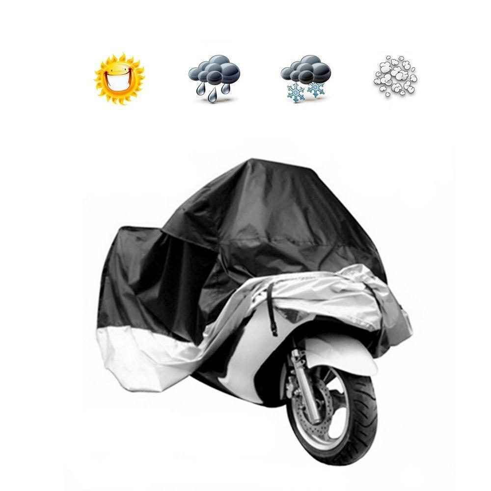 Fabricants actuellement disponibles moto capot moto bâche de voiture e-bike résistant à l'eau résistant au soleil Anti-poussière antigel