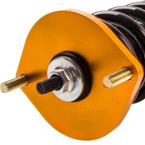 Image 5 - Coilover амортизаторы с регулируемой высотой, амортизирующие стойки для Nissan Z32 300ZX, пружинные амортизаторы