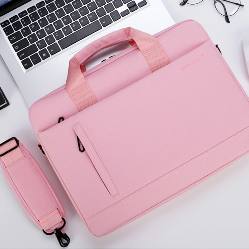 High Capacity Laptop Bag 13.3 14 15 16 inch for Huawei Xiaomi Asus notebook bag <font><b>15.6</b></font> ordenador <font><b>portatil</b></font> <font><b>funda</b></font> <font><b>portatil</b></font> <font><b>15.6</b></font> image