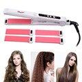 Профессиональные щипцы для волос  гофрированный выпрямитель для волос  щипцы для завивки  Керамические Гофрированные выпрямители  стайлер ...