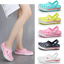 Slip On Casual Garden Clogs Waterproof Crocus Shoes Women Classic Nursing Clogs Hospital Women Work Medical Sandals clogs dogo clogs page 7