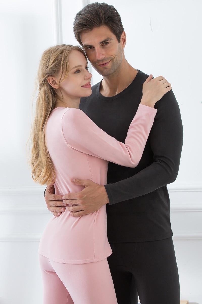 Women's Turtle neck thermal inner wear slim body mid collar thermal top sleeves and long john keep warm heat 4