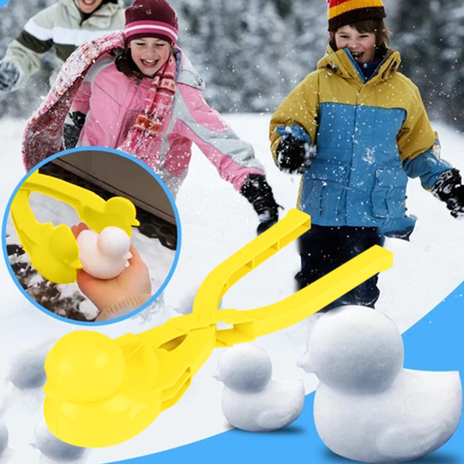 Игрушки для детей, инструмент для изготовления снега, песка в форме животного, инструмент, зимние подарки для детей, игрушки для детей # L4