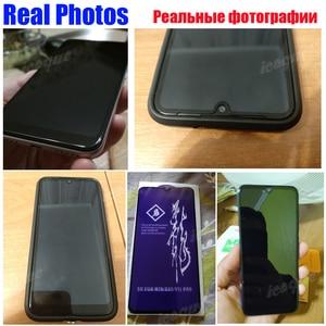 Image 2 - Verre trempé 6D pour Xiaomi Mi 10t Pro 9 Mi9 A2 Lite Play mix 2s 3 Poco X3 C3 Redmi 9c Note 8 9 Pro 7 8t protecteur décran en verre