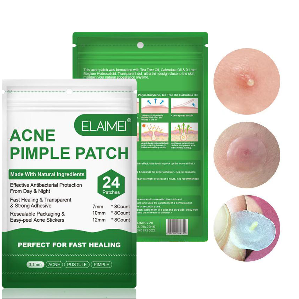 Acne Pimple Patch Invisible Acne Stickers Blemish Treatment Acne Master Pimple Remover Beauty Tool Skin Care