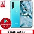 Глобальная версия OnePlus Nord 5G мобильный телефон 12 Гб Оперативная память 256 ГБ Встроенная память активно-матричные осид, Snapdragon 76 5G 48MP Quad камеры