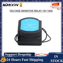 Tensão sensível relé 12v dupla bateria inteligente isolador relé proteção vsr tensão carga dividida para barco marinho automotivo