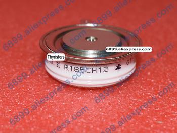R185CH12 przetwornica wysokiej częstotliwości klasy Capsule tyrystor SCR prostownik sterowany silikonem 1200V 185A TO-200AB waga 90g tanie i dobre opinie Fu Li