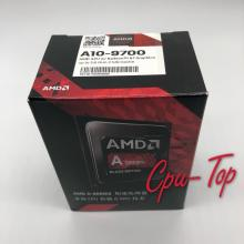 CPU Processor Ad9700agm44ab-Socket AMD A10 9700 A10-Series Quad-Core Ghz AM4 with FAN