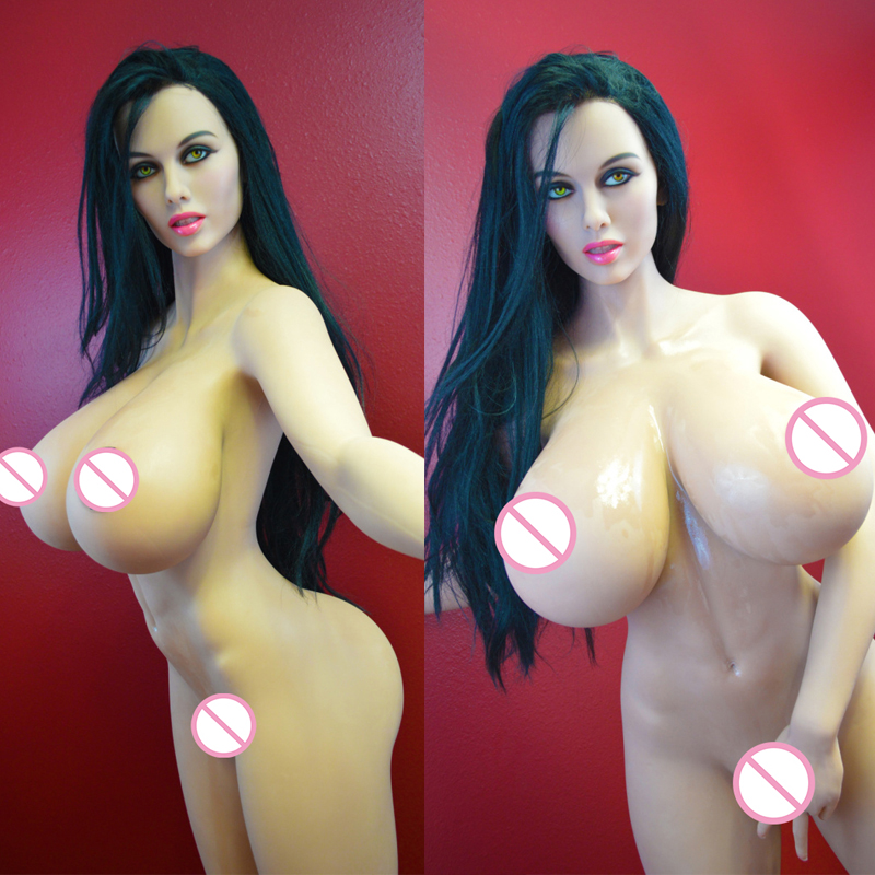 Tpe Sex Doll 170cm Soft Large Chest Anime Sex Doll Full Body Adult Sex Doll Big Ass Mens Masturbator Toy