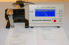 Механические часы и карманные часы Weishi таймерная машина многофункциональный таймограф № 1000 + 1 шт. плоское минеральное стекло