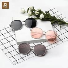 Nouveau MW métal carré mode lunettes de soleil TAC polarisées lentilles élégant cadre en métal bloc rayons UV pour voyage en plein air
